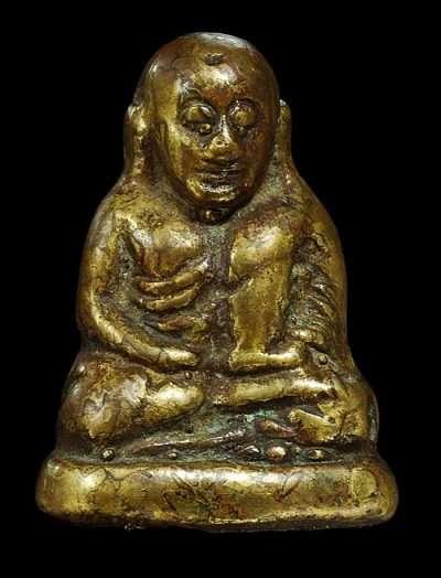 LP Ngern, Wat Tung Noi Thai Buddhist Amulets