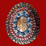 Bia Gae, LP Jurah Thai Buddhist Amulets