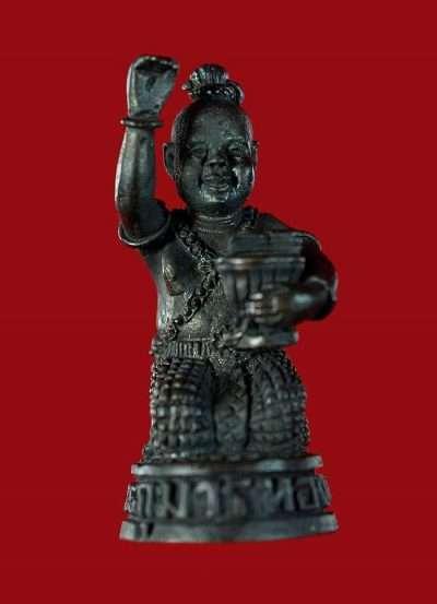 Guman LP Chuan, Wat Ta Ei Thai Buddhist Amulets
