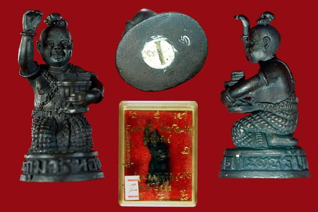 Guman Thong LP Chuan Thai Buddhist Amulets