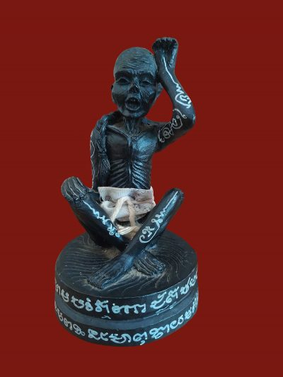 Guman Thong Wat Bang Mot Thai Buddhist Amulets