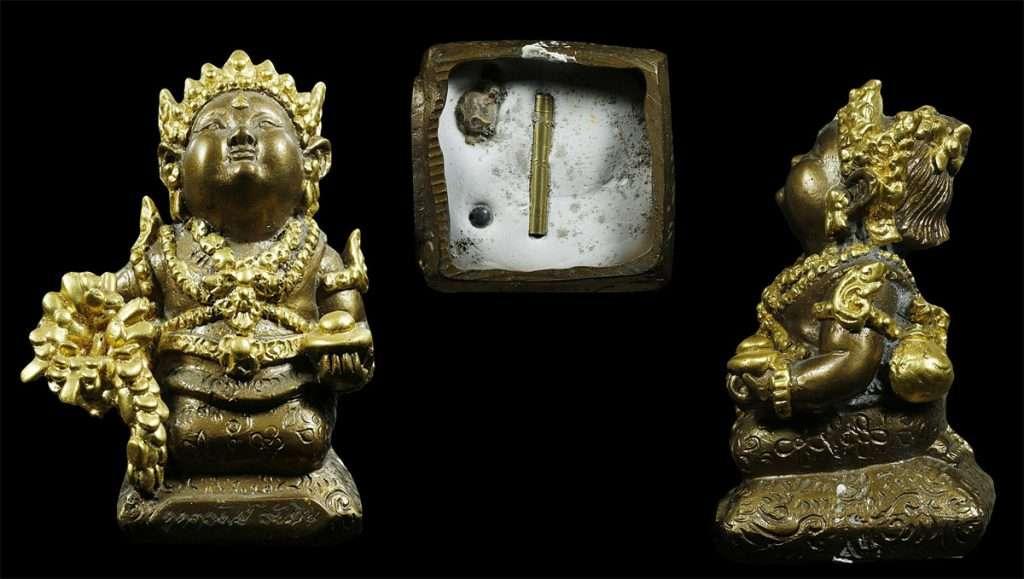 Kruba Subin, Gumari Thai Buddhist Amulets