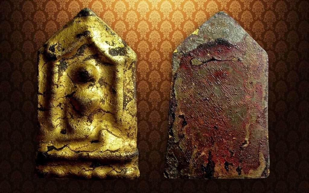 Pra Kru Talaat Plu, Neua Chin Thai Buddhist Amulets