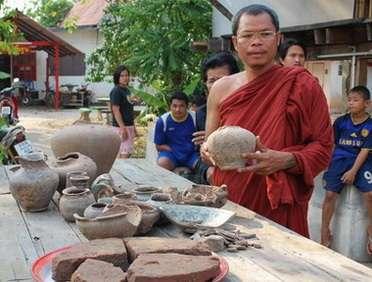 Abbot Wat Bortongkum
