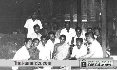 LP Daeng and disciples