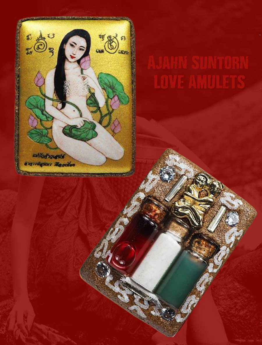 Ajahn Suntorn Love Amulet